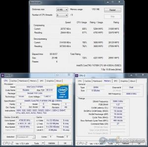 7zip - i7 6700K @ 4.8 GHz