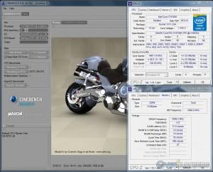 CB R10 - i7 6700K @ 4.8 GHz