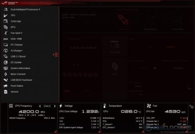 AI Suite 3 Navigation