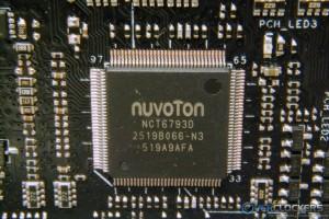 nuvoTon NCT6793D - Super I/O