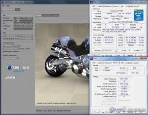 CB R10 @ 4.2 GHz CPU / 3600 MHz Memory