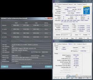 AIDA64 @ 4.2 GHz CPU / 3600 MHz Memory