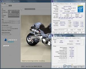 CB R10 @4.8 GHZ CPU / 3600 MHz Memory