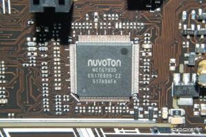 nuvoTon NCT6793D Super I/O