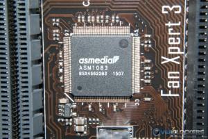ASMedia ASM1083 PCI-E to PCI Bridge