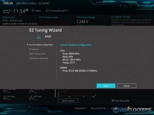 EZ Tuning Wizard - OC