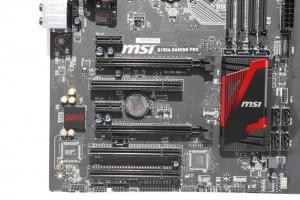 PCIe/Audio/LAN