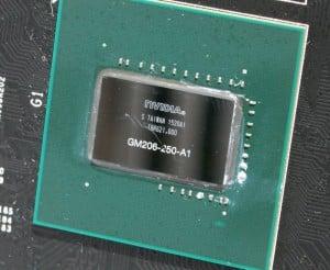 GM206-250-A1 Core