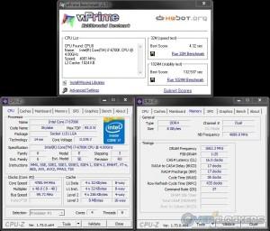 wPrime @ 4.8 GHz CPU / 3333 MHz Memory