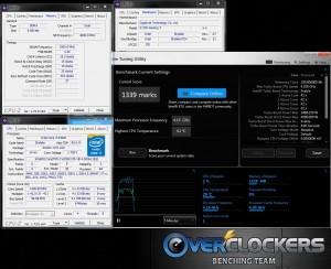 Intel XTU - Stock