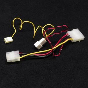 4-pin to 3-pin Adapter