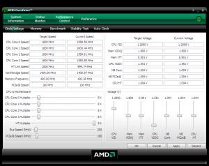 AMD OD 1