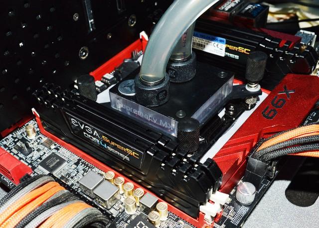 EVGA SSC 16GB DDR4-2800 on ASRock X99M Killer 3.1