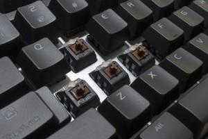 Closeup of Keys