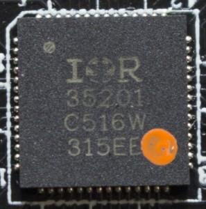 International Rectifier IR35201 Voltage Controller