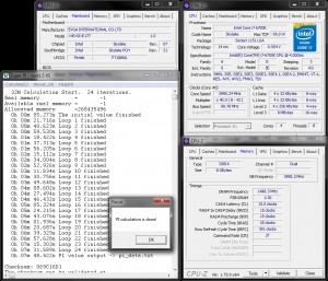 SuperPi 32M 4.0