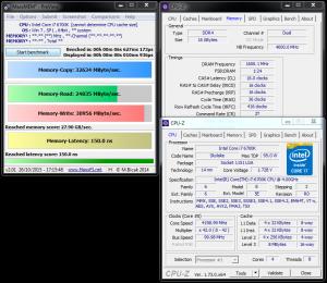 MaxMEM @ DDR4-3200 16-16-16-36
