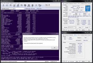 POV Ray @ DDR4-3200 16-16-16-36