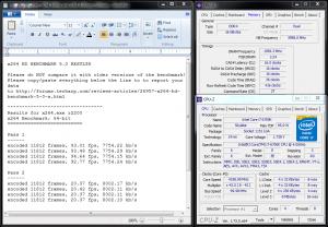 x264 @ DDR4-3200 16-16-16-36