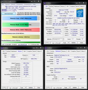 MaxxMEM @ 4.7 GHz