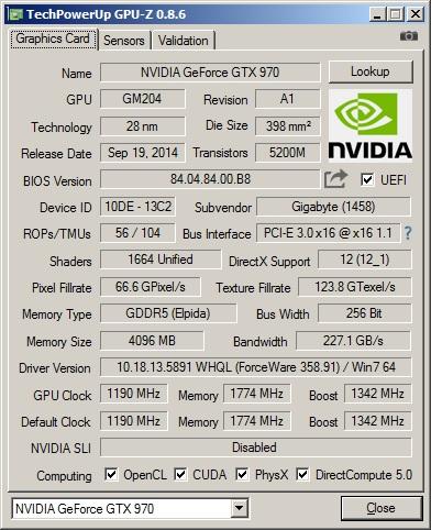 GPUz v8.6