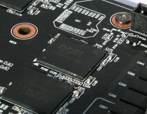 Memory IC - Elpida W4032BABG-70-F