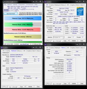 MaxxMEM @ 4.8 GHz
