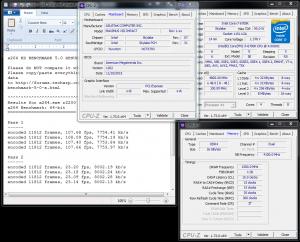 x264 @ 4.8 GHz