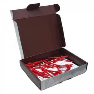 Chromax Mounts in Box