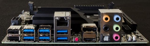 Motherboard - Rear I/O Ports