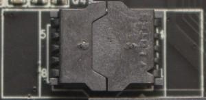 BIOS Chip Holder