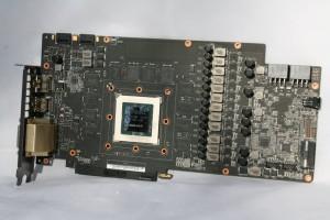 PCB without heatsinks