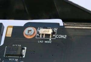 LN2 Mode switch