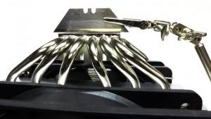 Blade Across Airflow