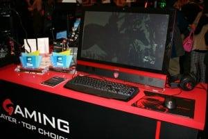 MSI Gaming 27XT 6QE AIO PC