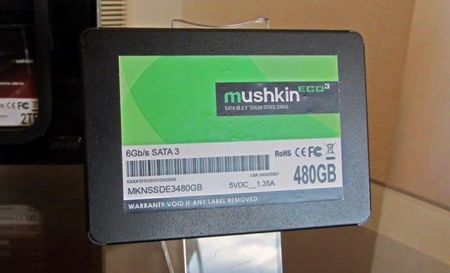 ECO3 480GB SSD