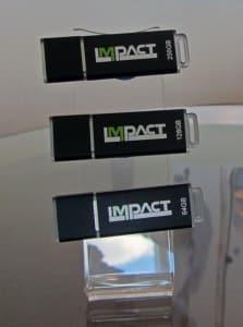 IMPACT USB 3.0 Flash Drives