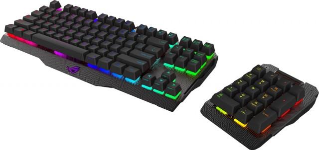 ROG Claymore Mechanical Gaming Keyboard