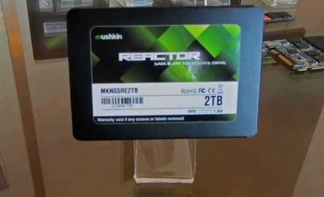 REACTOR 2TB SSD