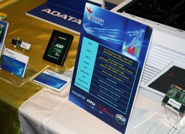 New SSDs