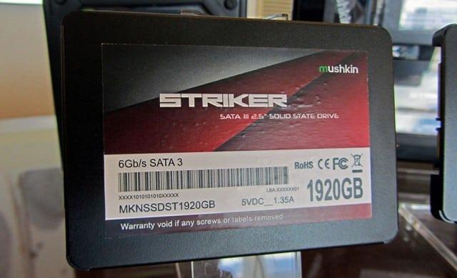 STRIKER SSD