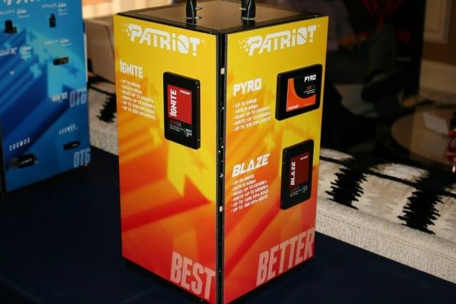 More Patriot SSDs