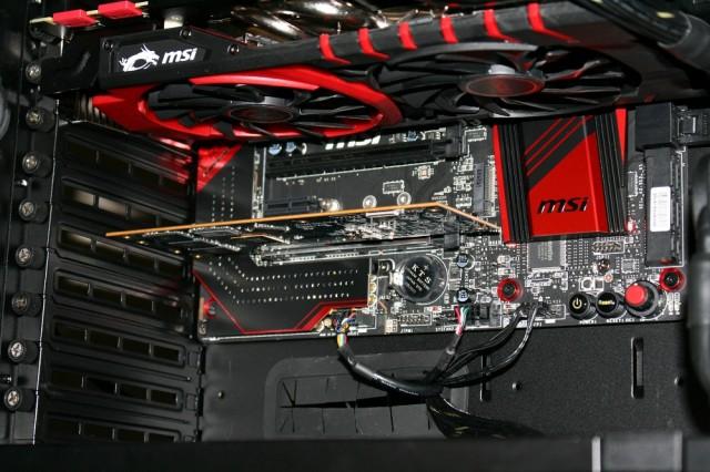 Hellfire PCIe AIC SSD