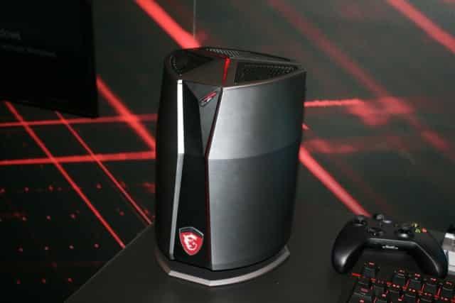 MSI Vortex Mini PC