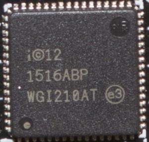 Intel i210 Gigabit Controller