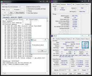 Single-Threaded HyperPi 1M @ 4.2GHz