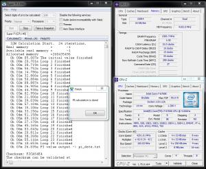 Single-Threaded HyperPi 32M @ 4.2GHz
