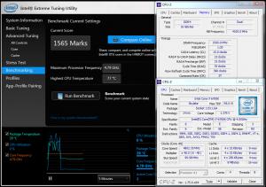 Intel XTU @ 4.8GHz