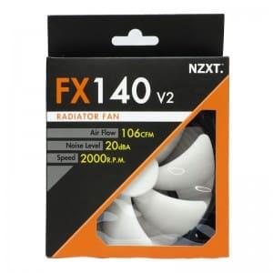 Front of FX 140 V2 box