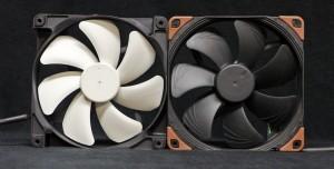 NZXT FX140 V2 vs NF-A14